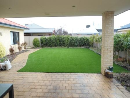 View Photo: A very beautiful hastle free artificial lawn