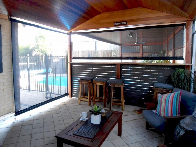 Australian Outdoor Living Outdoor Blinds