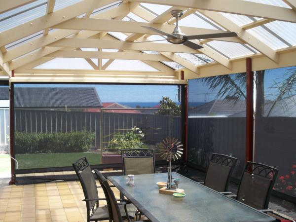 View Photo: Bella Vista Shade Blinds
