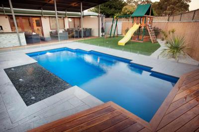 Monaco Pool Photo Australian Outdoor Living Adelaide Sa