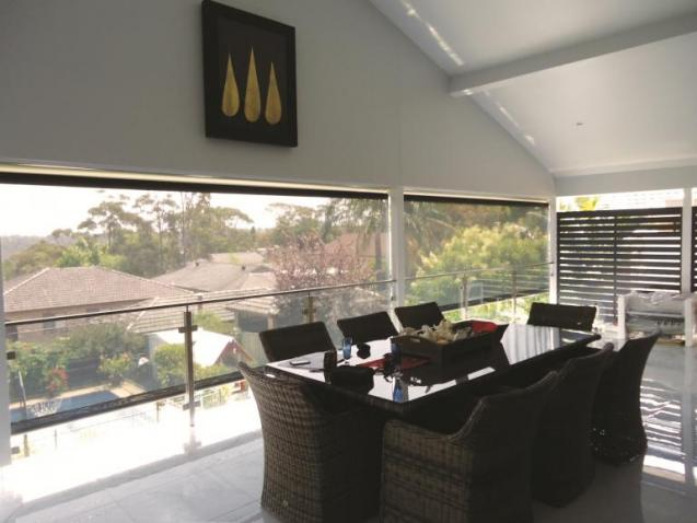 View Photo: Outdoor Blinds with Verandah