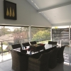 Outdoor Blinds with Verandah