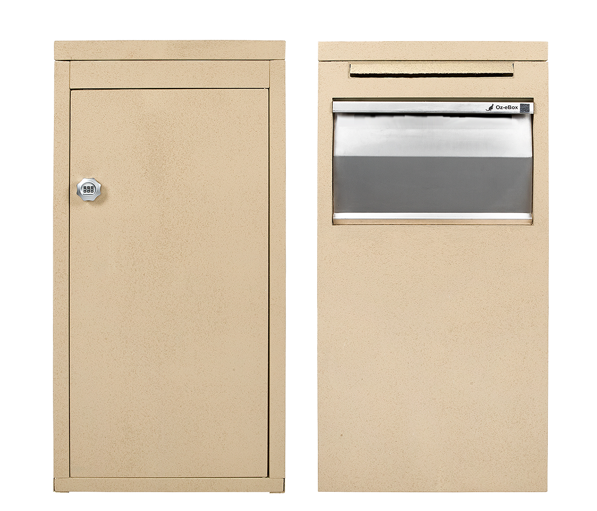 View Photo: Jo-eBox Square Powder Coat or Rendered Finish