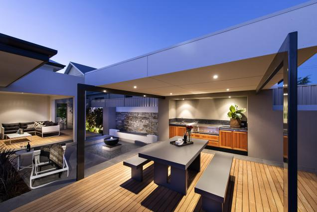 How to create a garden that complements your home