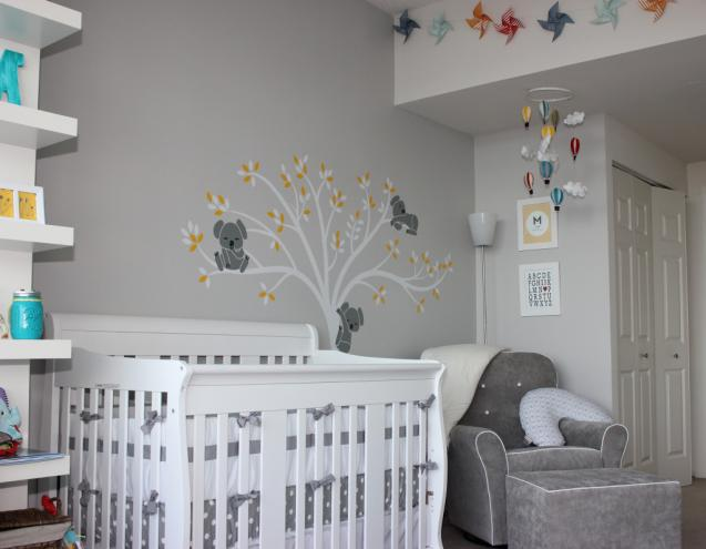 Read Article: Planning a nursery in your new home