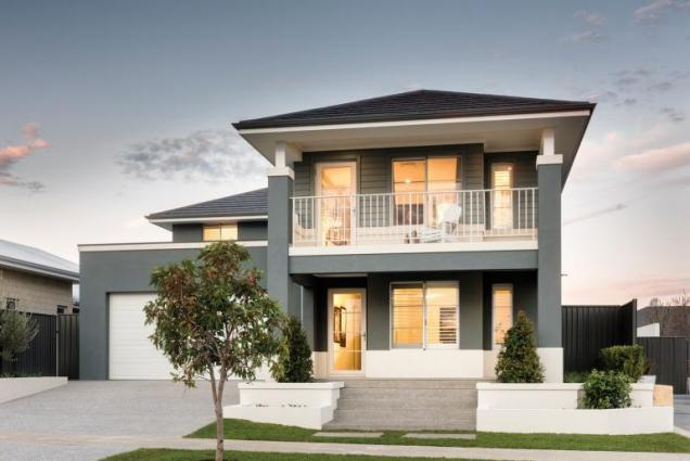 View Photo: cove display home - elevation