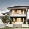 cove display home - elevation