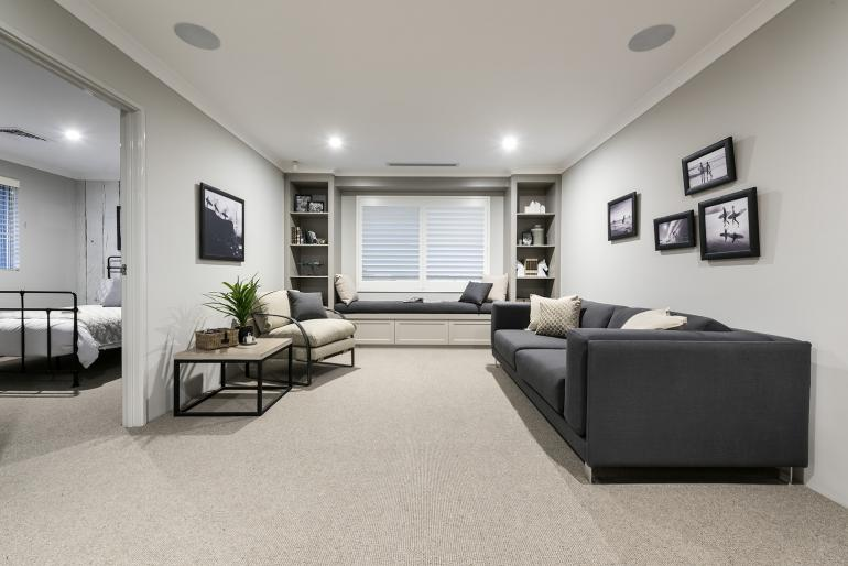 View Photo: cove display home - upstairs activity