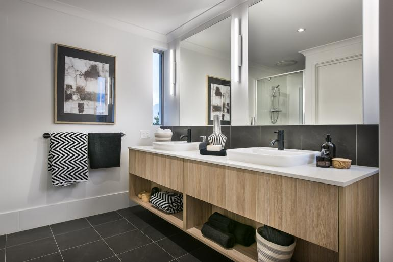 View Photo: ibis display home - ensuite