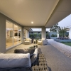 newport display home - alfresco