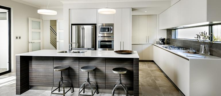 View Photo: opus display home - kitchen