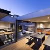 sentosa display home - outdoor entertaining