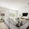 vista display home - living area