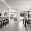 vogue display home - open plan living