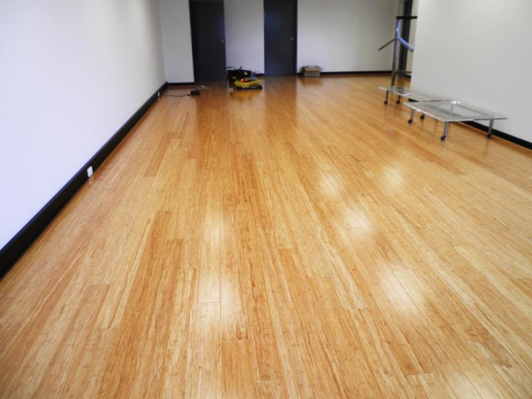 Click lock bamboo flooring gurus floor for Click flooring