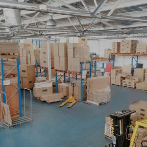 View Photo: Our Warehouse in Osbourne Park