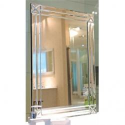 View Photo: Ablaze Art Deco Modesty Mirror - W800 x H1000