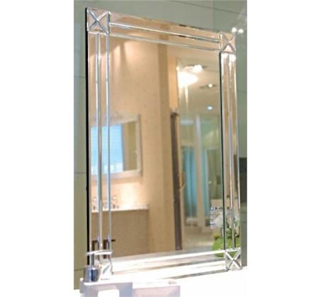 View Photo: Ablaze Art Deco Modesty Mirror - W800 x H1000