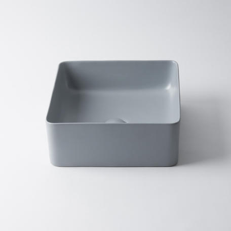 Amaroo Square Basin - Matte White, Grey or Black