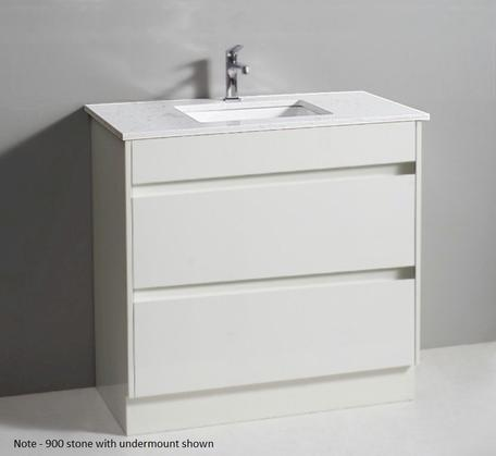 View Photo: Aria Bianco 900mm Vanity