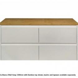 View Photo: Aria Bianco WH 1200mm Vanity