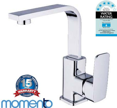 Aspect Swivel Basin Mixer