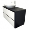 Balmain Wall Hung Vanity available in 3 sizes, several colours