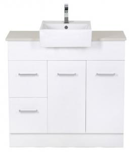 View Photo: Bilgola Semi-recessed Vanity