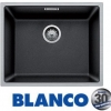 Blanco Subline drop-in sink with steelframe - Anthracite