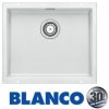 Blanco Subline single bowl undermount sink - White
