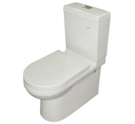View Photo: Carnival 2 Wall Facing Toilet Suite - P or S Trap - Rear or Bottom Entry
