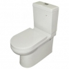 Carnival 2 Wall Facing Toilet Suite - P or S Trap - Rear or Bottom Entry