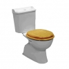 Colonial II close coupled toilet suite / Heritage