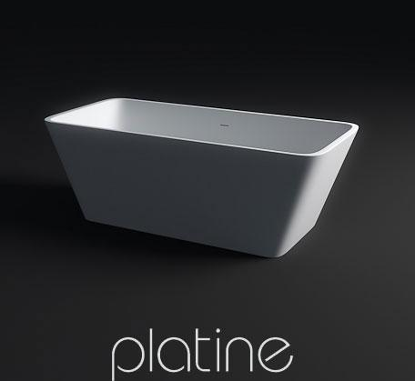 View Photo: Cubus Stone Bath 1800