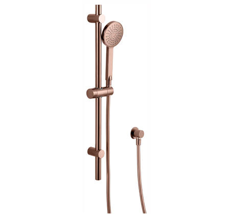 View Photo: Cuter Rail Shower - Rose Gold