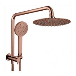 View Photo: Cuter Shower System - Rose Gold