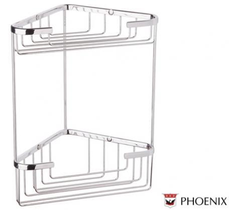 Deluxe Double Corner Basket