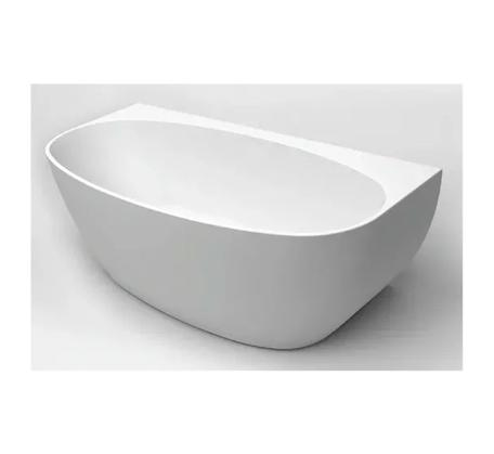View Photo: Egg Shape Free Standing Lucite Acrylic Bath 1700