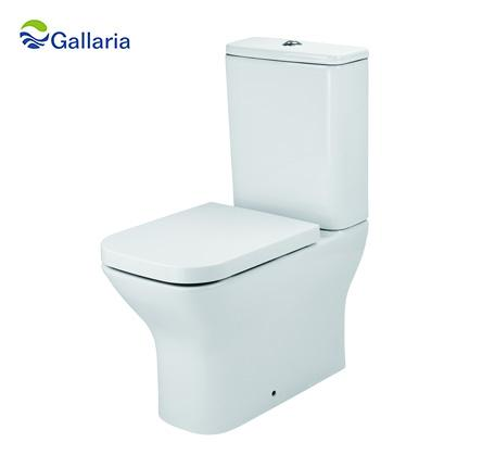 View Photo: Gallaria Atlantic Wall Facing Toilet Suite