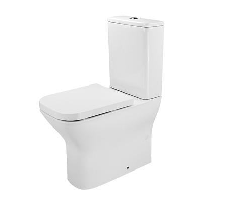 Gallaria Highluxx 460 Toilet Suite - Raised seat height