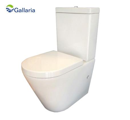 View Photo: Gallaria Tropical Wall Facing Toilet Suite
