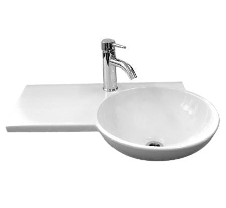 View Photo: Gina wall mounted basin
