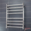 Heated Towel Ladder 530mm x 700mm - 8 Round Bars