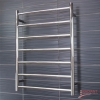 Heated Towel Ladder 600x800mm - 7 Round Bars