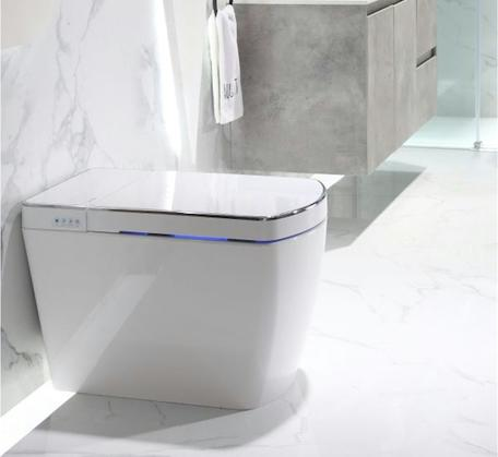 View Photo: Lafeme Lucci Smart Toilet with Wash/Dry/Massage Functions
