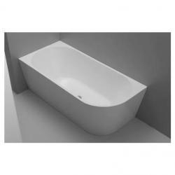 View Photo: Left Hand Corner Fit Lucite Acrylic Bath 1700