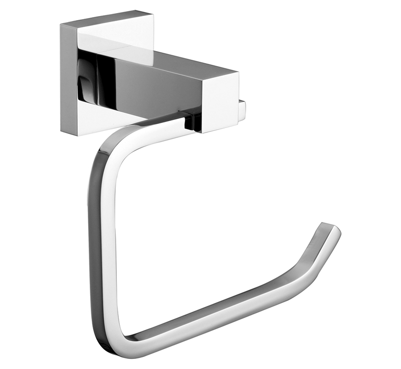 View Photo: Luxe Toilet Paper Holder (Ring) Chrome
