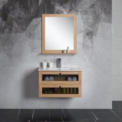 View Photo: Manhattan Wall Hung Mirror - 2 Sizes