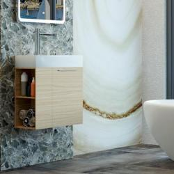 View Photo: Maria 600mm Wall Hung Vanity