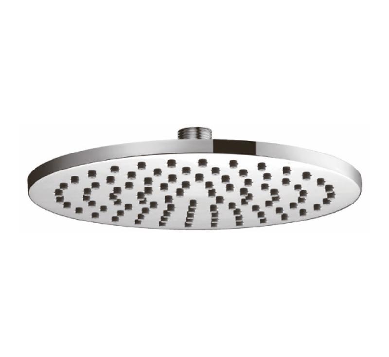View Photo: Milan Round 200mm Shower Head - Chrome